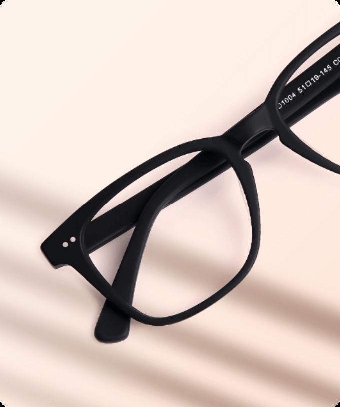 Impress With Black Nerdy Glasses