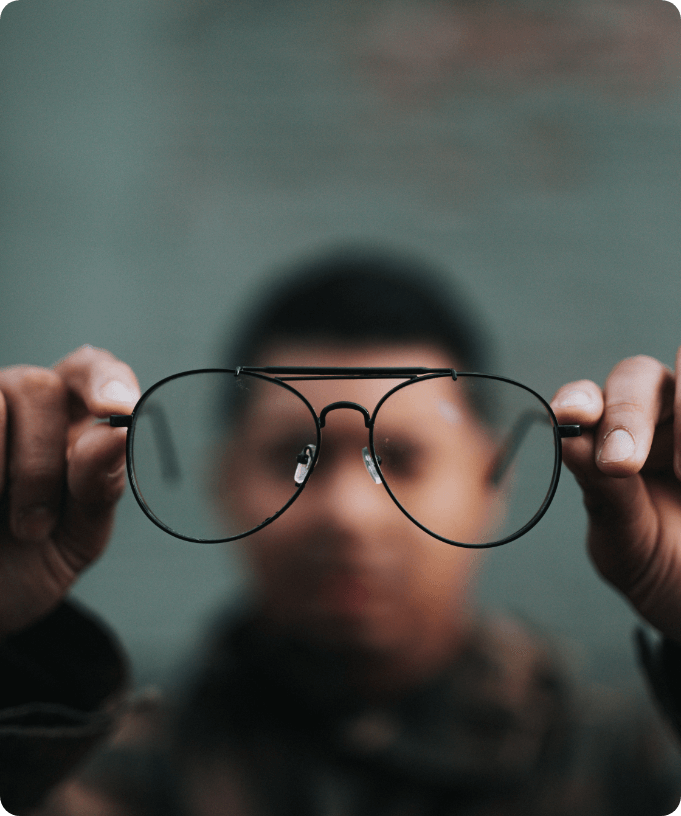 Try Glasses At Home Before Buying