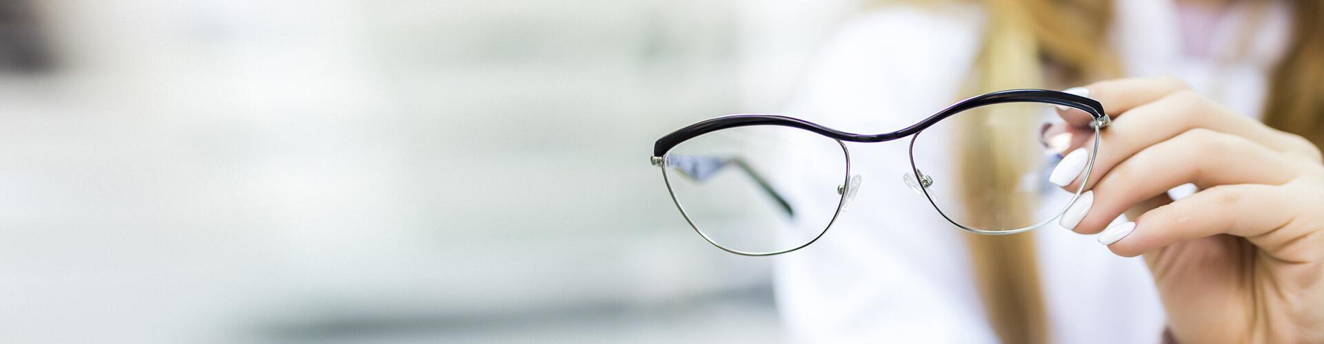 UK Browline Glasses