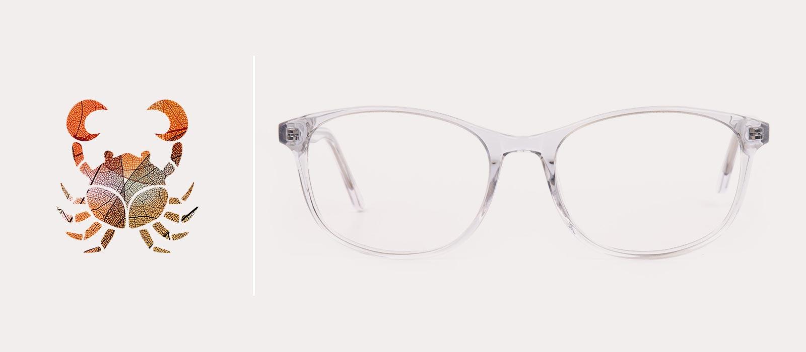 eyeglasses for cancer Zodiac