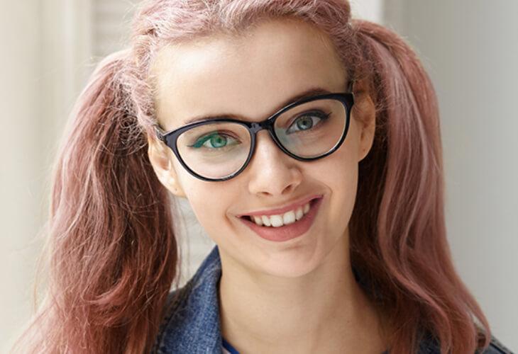 UK Cateye Glasses