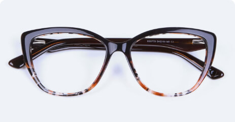 Cat x blue lenses