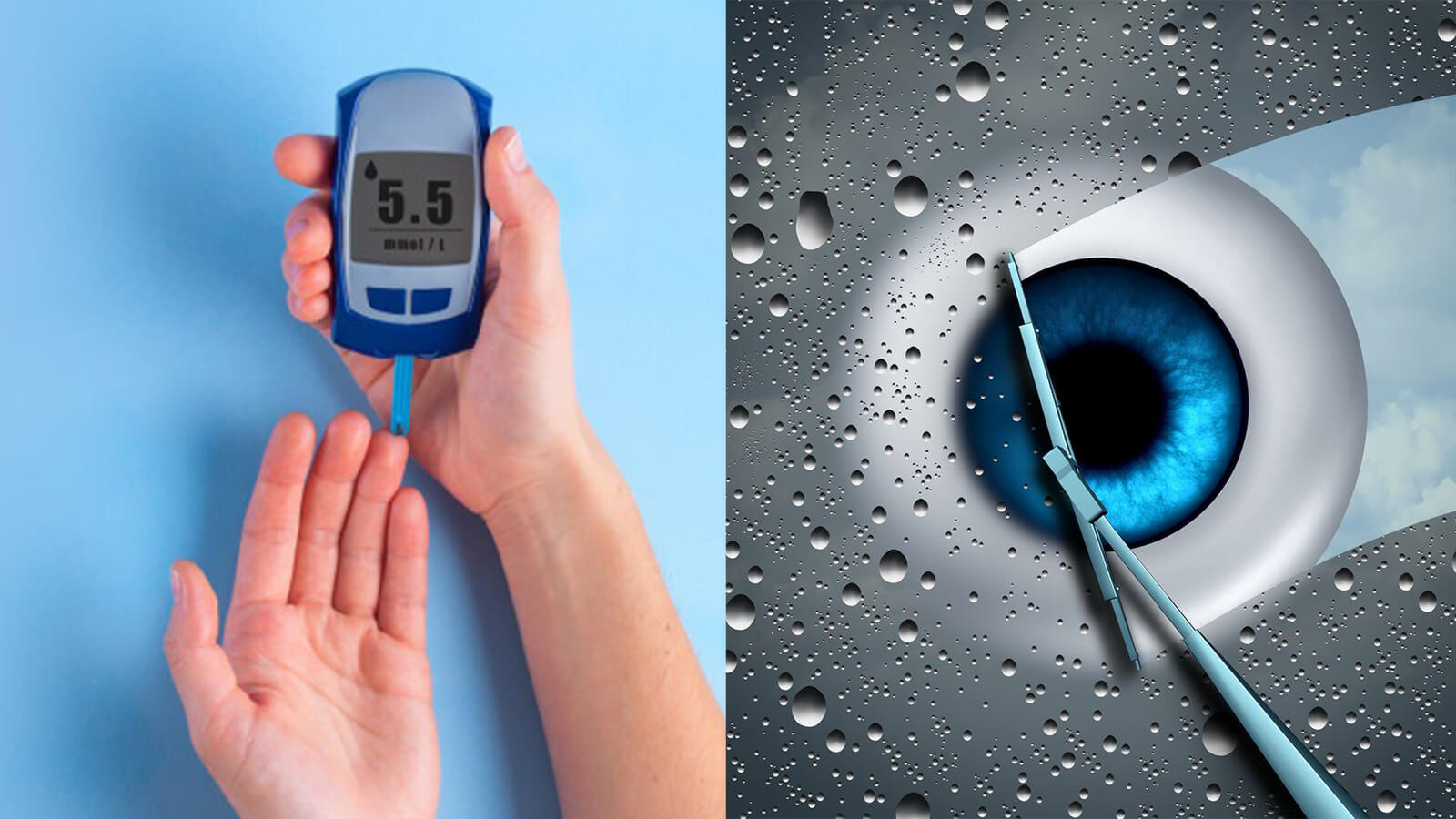 Diabetes and blurred vision treatment