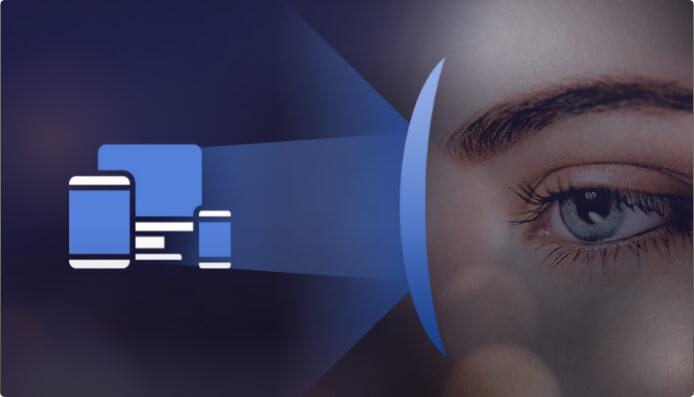 Digital blue Protection
