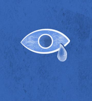 Avoids dry / sticky eyes