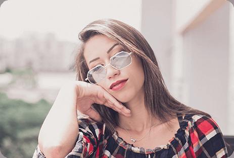 Geometric Sunglasses For Women 3