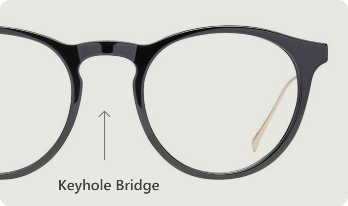 Keyhole Bridge glasses_1