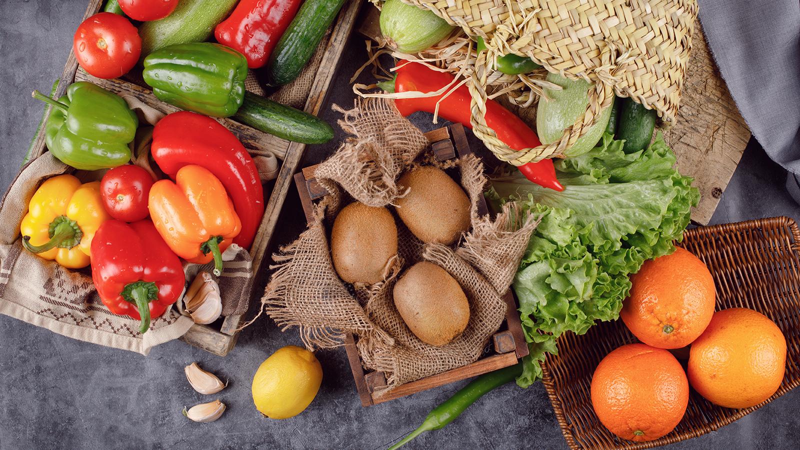 Make your diet rich in antioxidants