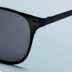 no plastic wayfarer glasses