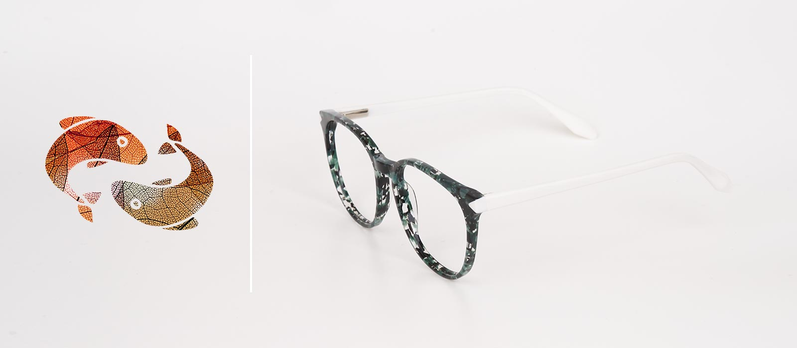 eyewear trends 2019 with pisces zodiac sign