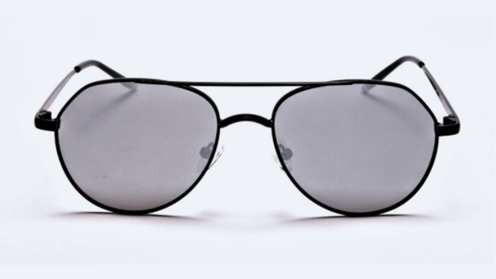 Mirrored Silver tinted Sunglasses