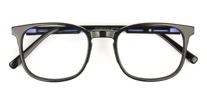 Oversized Square Glasses