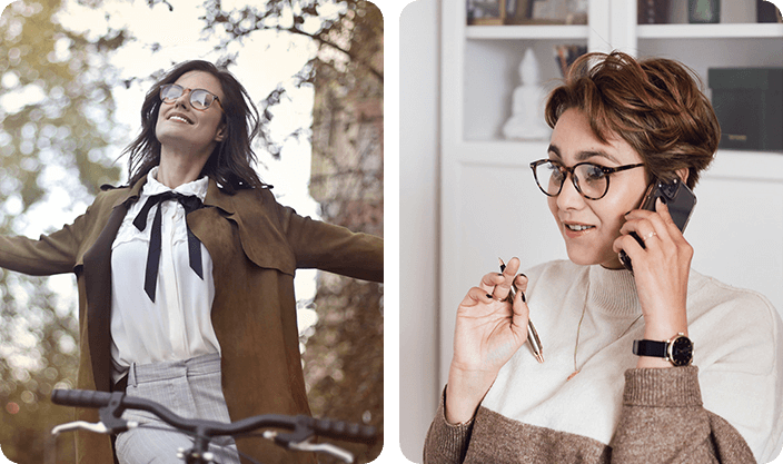 Vintage Glasses For Women