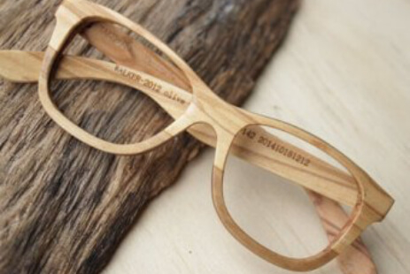 Wooden Frame Glasses t3
