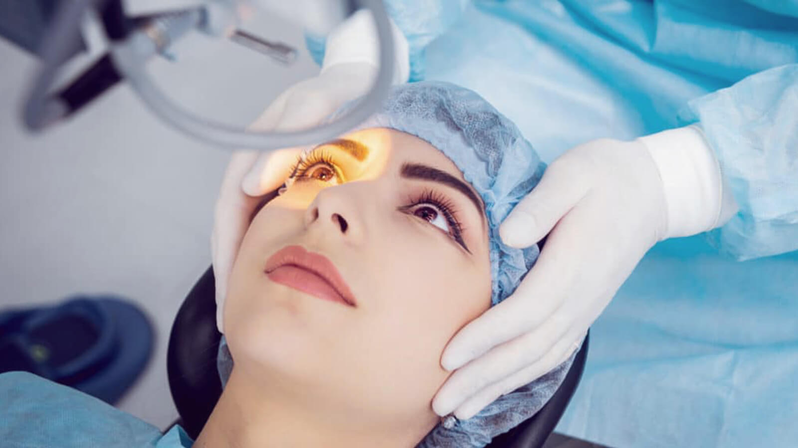 Eye Accidents or Surgery