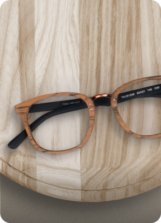 specscart wooden glasses collection