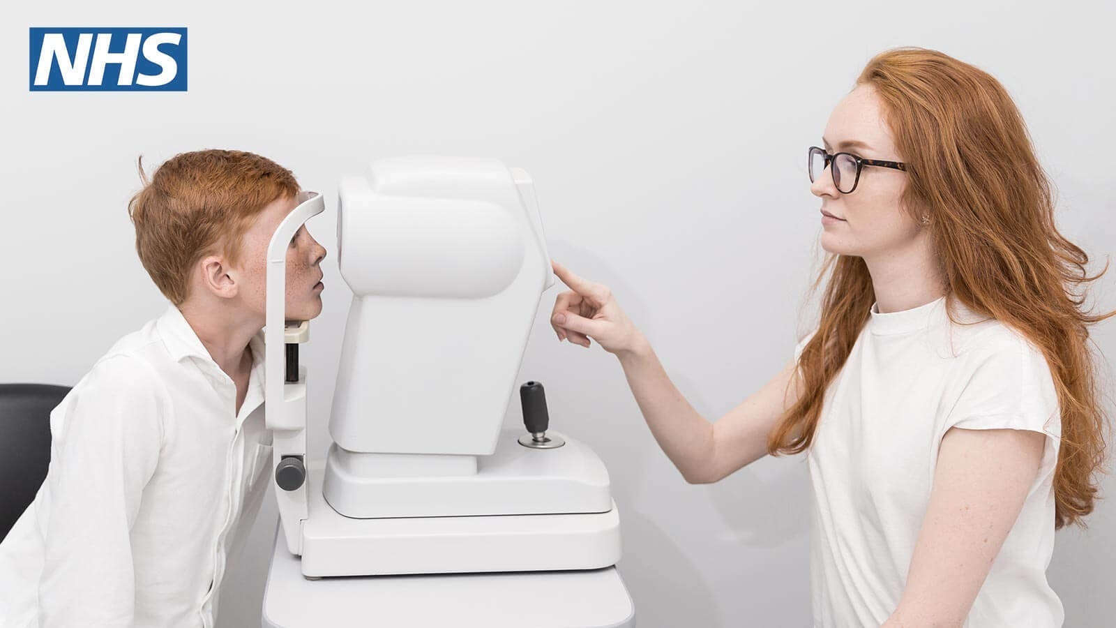 Dilated Eye exam