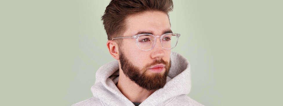 Transparent Rims Glasses