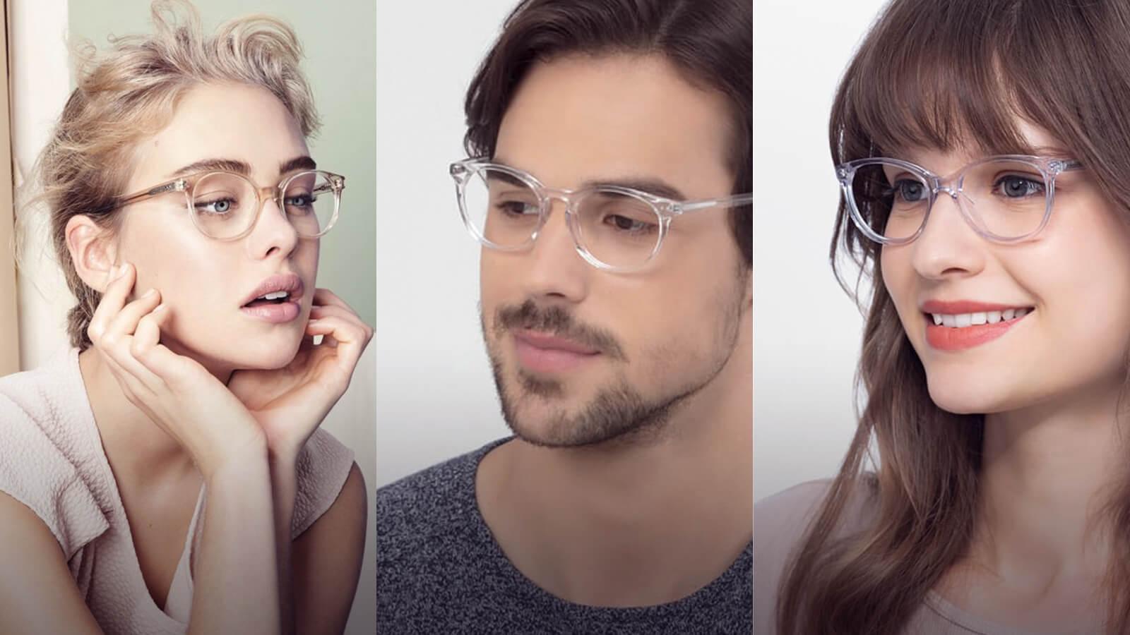 Clear Glasses Frames