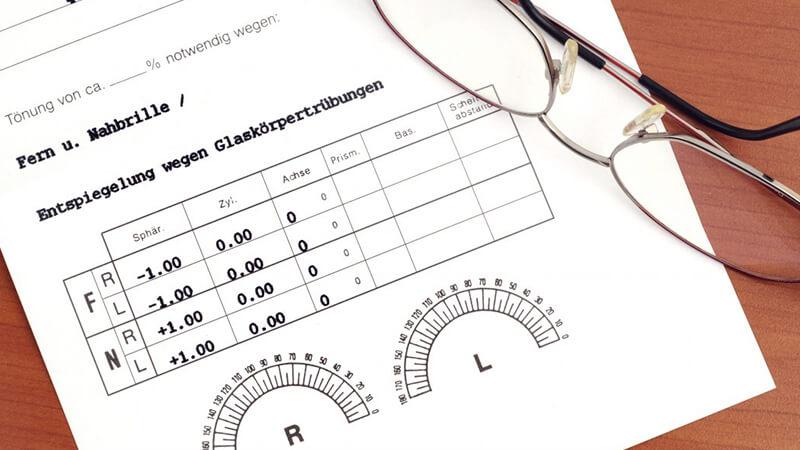 Need Prescription Reading Glasses