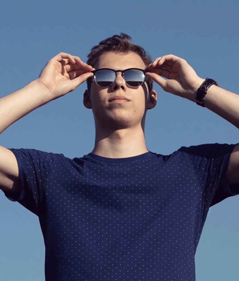 Brow Bar Sunglasses mobile