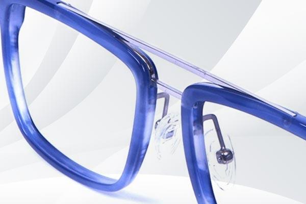 Buy Rectangular Mix Matarial Glasses