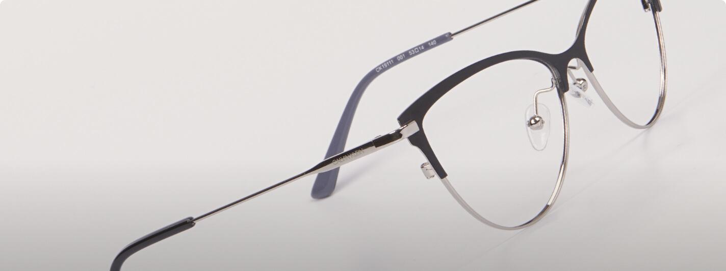 calvin klein glasses browline