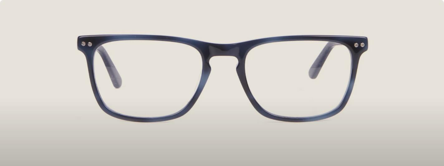 calvin klein glasses rectangular