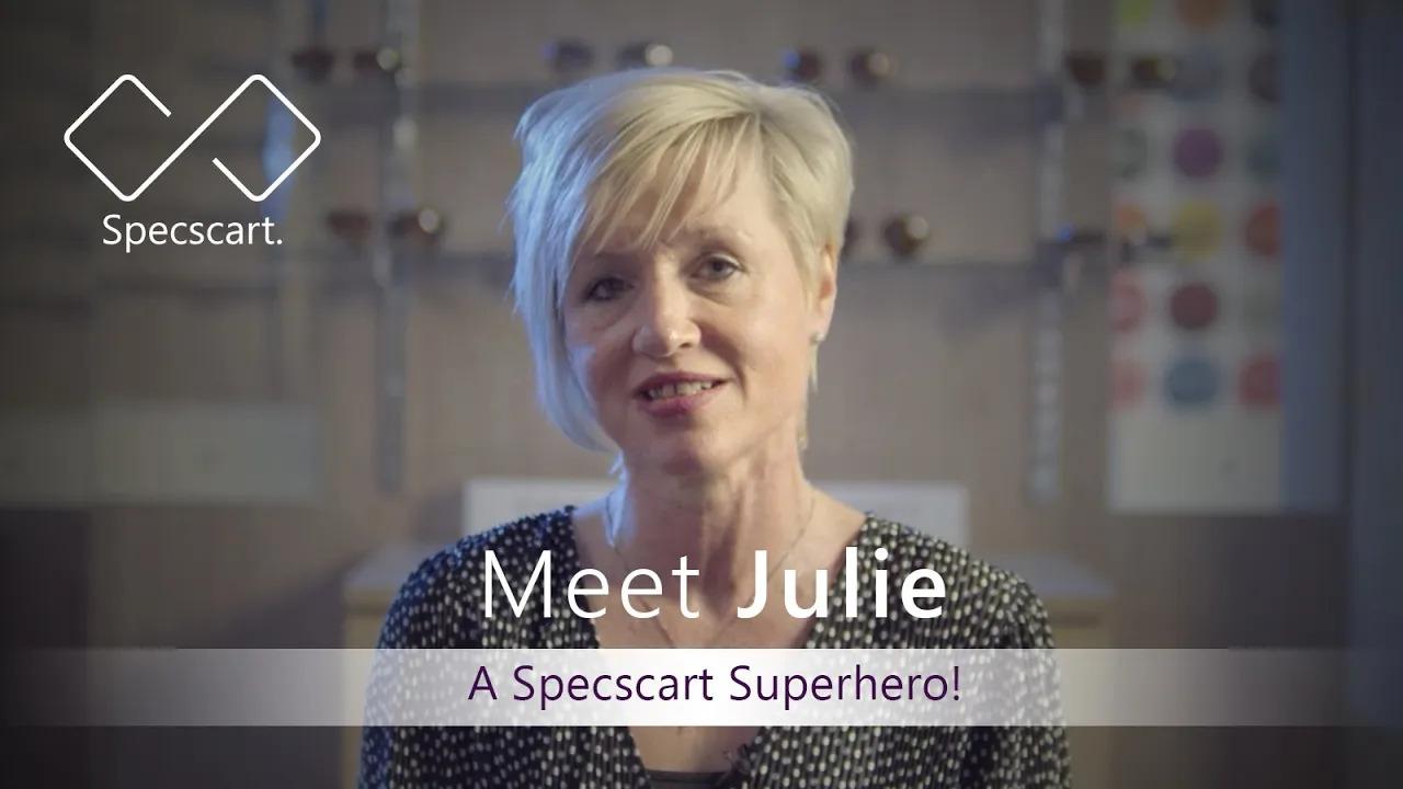 Julie - Specscart Heros