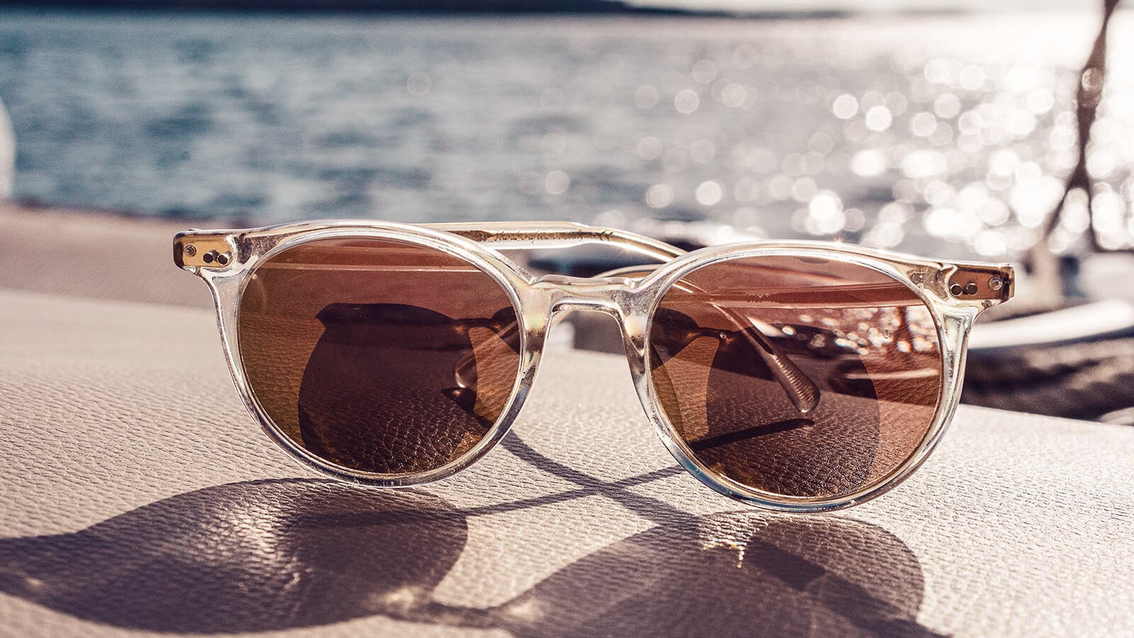You only need UV 400 sunglasses when you are out.