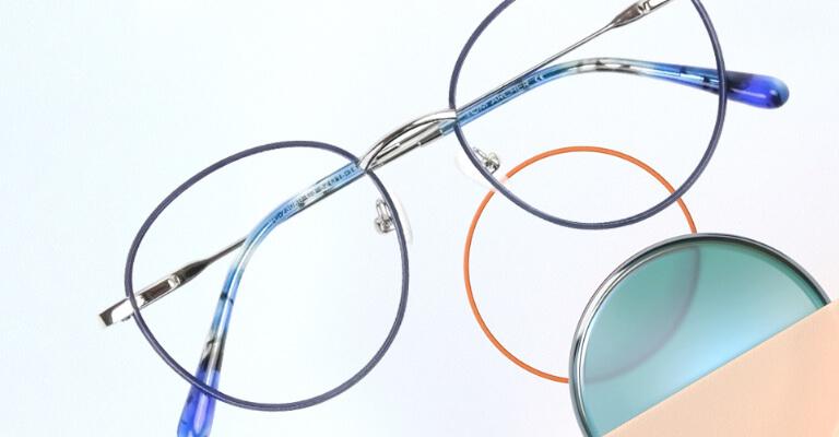 Fake Glasses Online