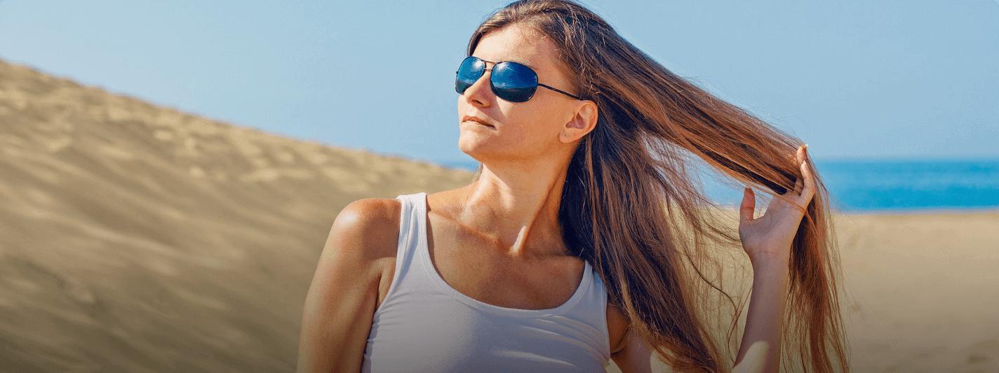 genuine aviator sunglasses style