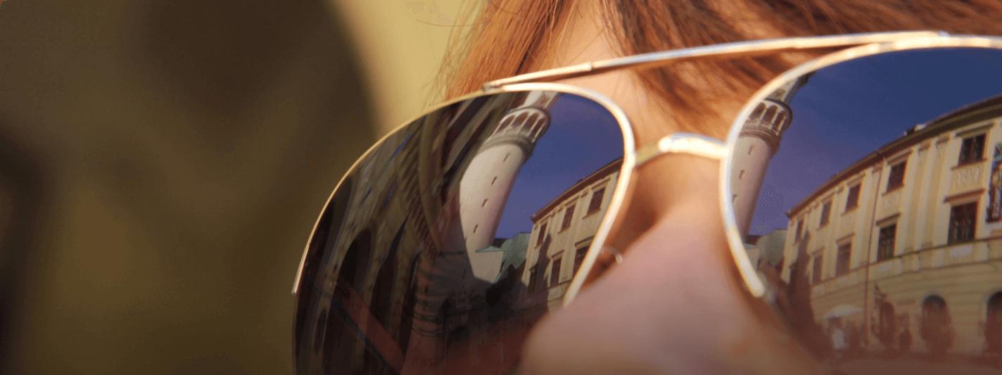 genuine aviator sunglasses