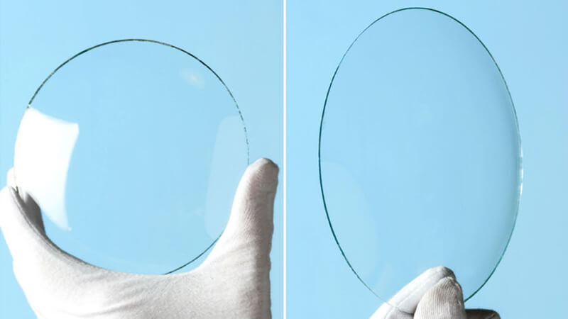 How do High-index lenses operate