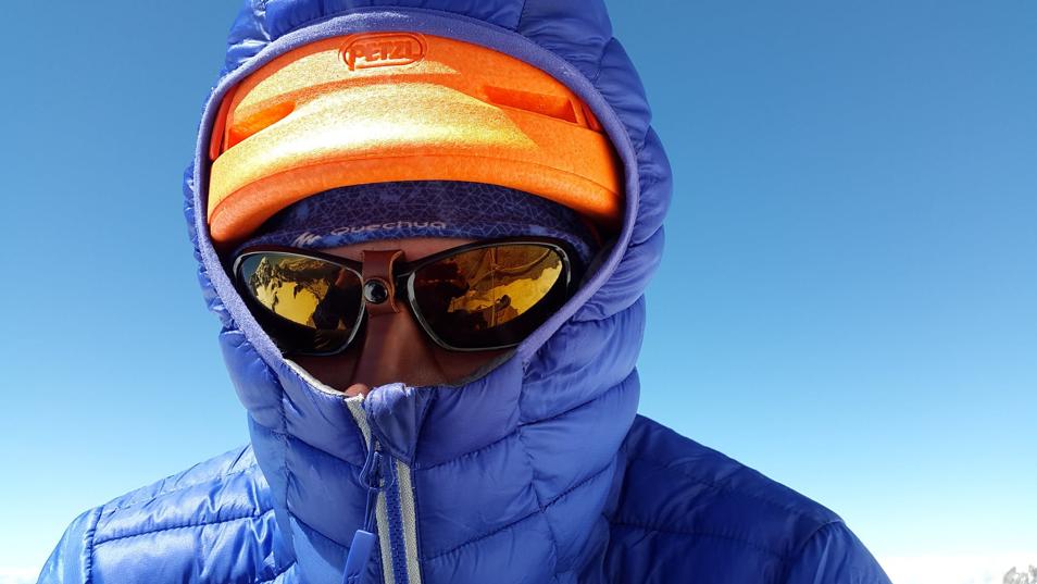 Anti-glare sunglasses