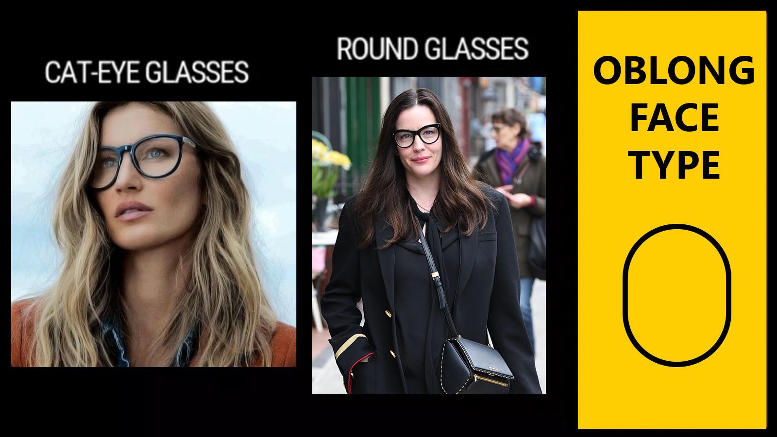 Celebrities with oblong faces: Liv Tyler, Gisele Bundchen: