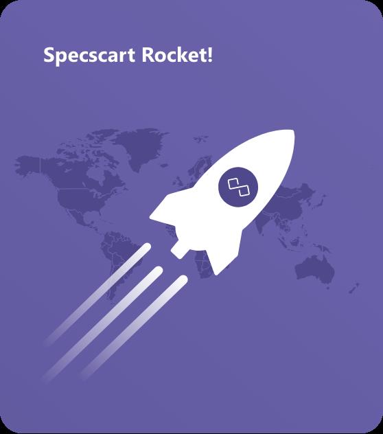 specscart rocket dispatc