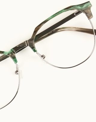 Clubmaster Classic Glasses