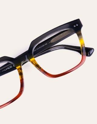 Multi-Coloured Glasses