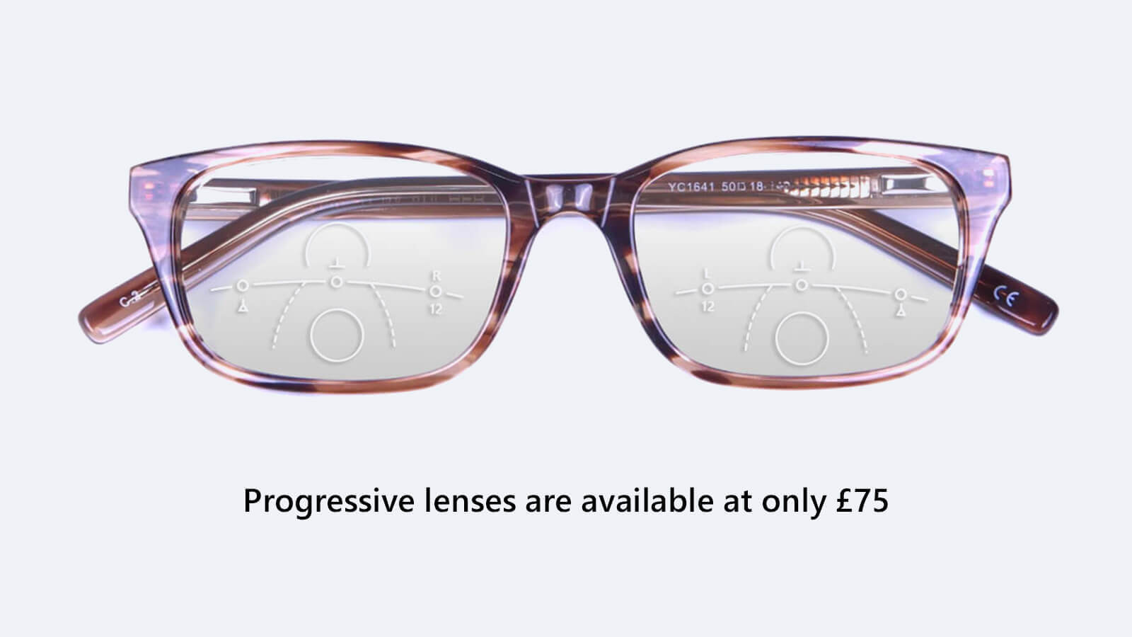 Varifocal glasses at competitive prices