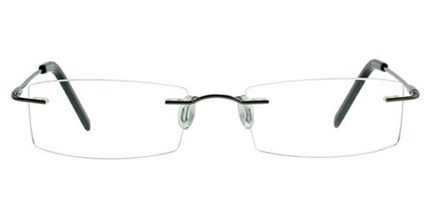 Rectangular Material Glasses