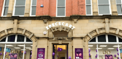 specscart bury store greater manchester
