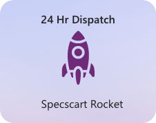 specscart rocket 24hr dispatch