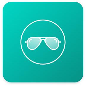 sunglasses reglaze