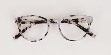 varient leopard glass women
