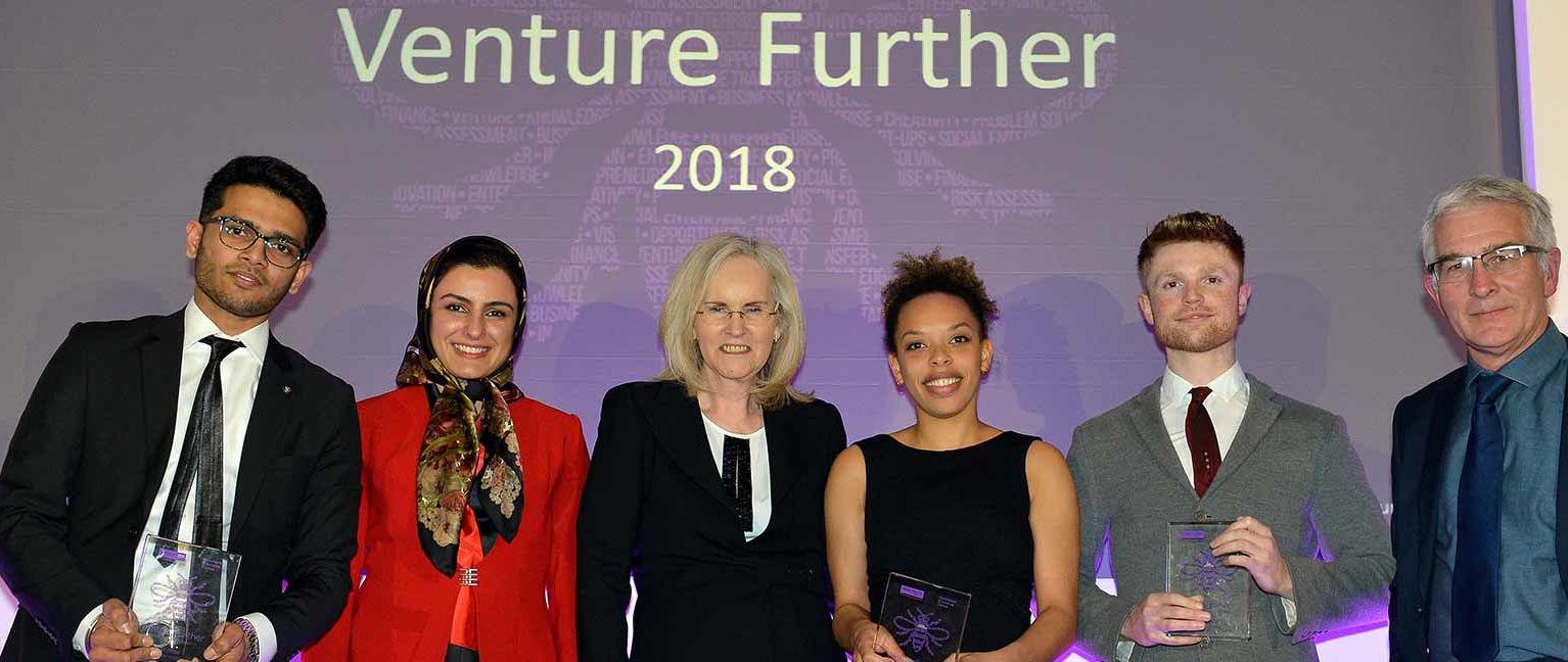 Specscart Winner Venture Further 2018 Award