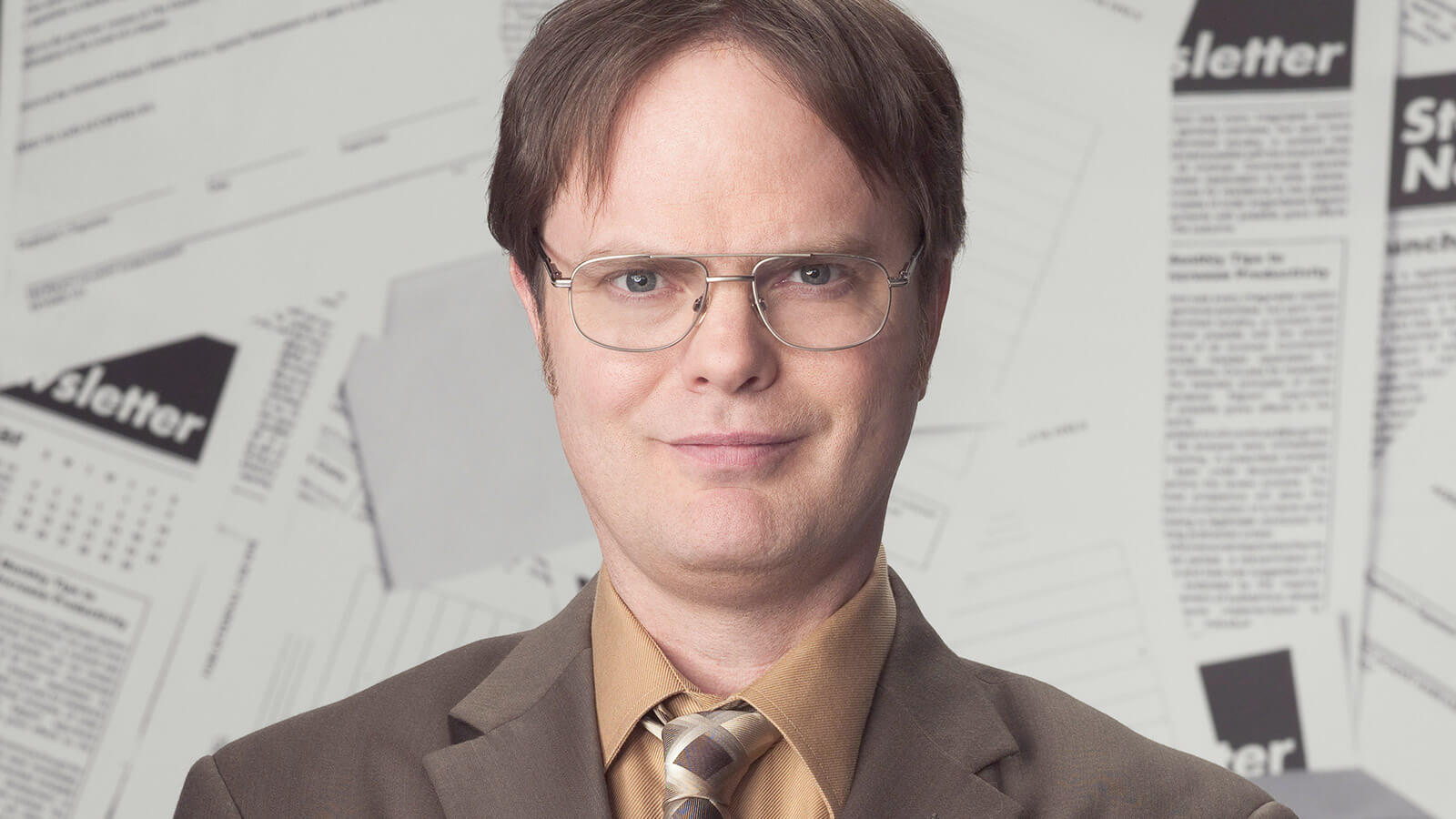 """Dwight Schrute from """"The Office"""""""