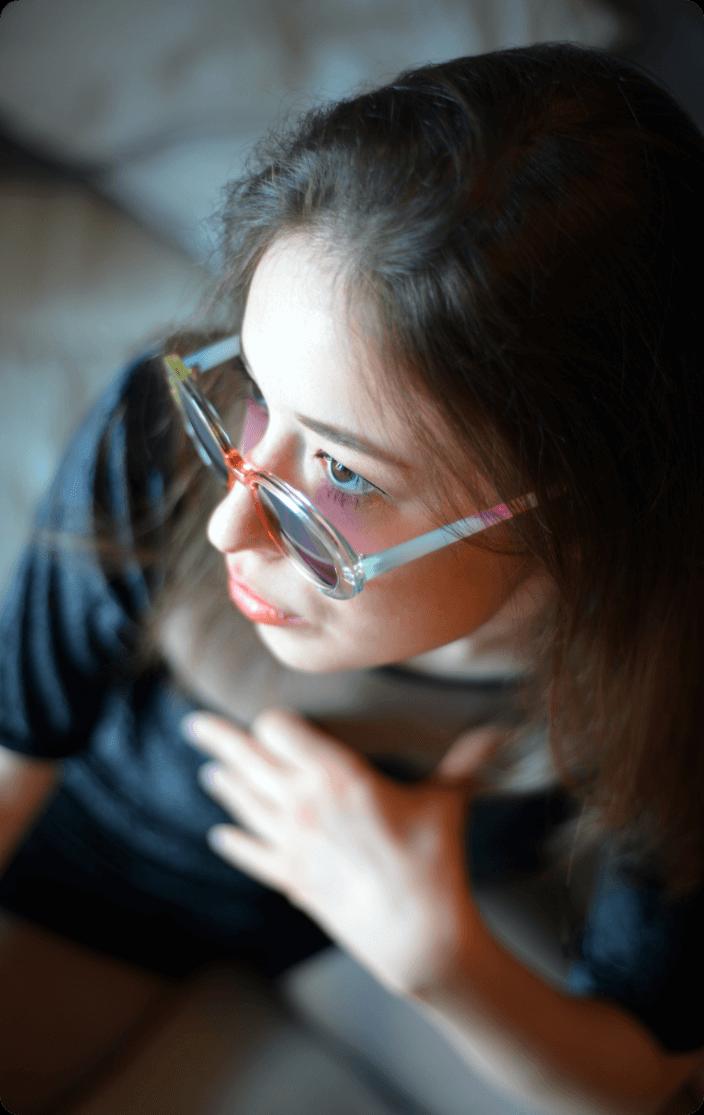 Assortment Marble Eyeglasses Frames
