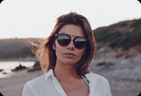Brow Bar Sunglasses For Women 1