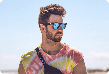 Brow Bar Sunglasses For men 1